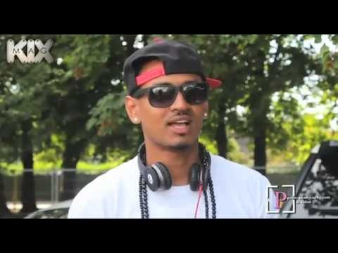 Char Avell interview with Kix Mag at London Mela 2012