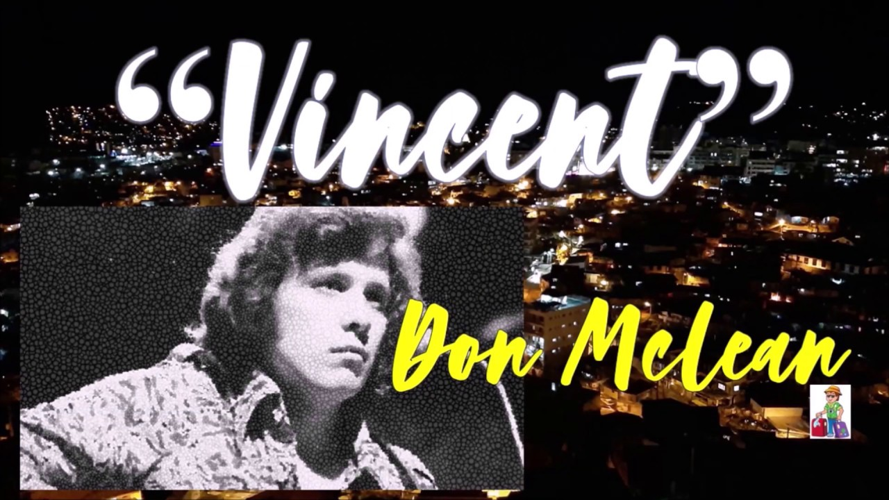 Vincent || Don McLean (With Lyrics)