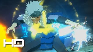 The White Flash of Konoha 2nd Hokage Tobirama Senju Mod | NARUTO SHIPPUDEN: Ultimate Ninja STORM 4