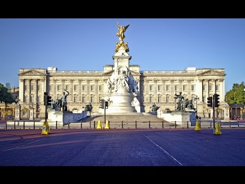 London Buckingham Palace travel Tour Destinations | Buckingham Palace Attractions Video 2015