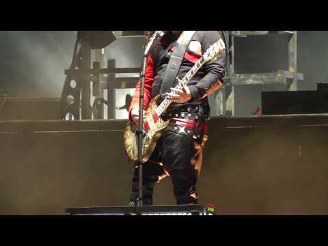 Rammstein LIVE Links 234 - Prague, Czech Republic 2017 (May 28th)