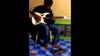 Gitaris terbaik SMP 2 Bintan Timur