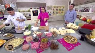 Gülenay ile Pasta Börek   Pizza Sosu Tarifi