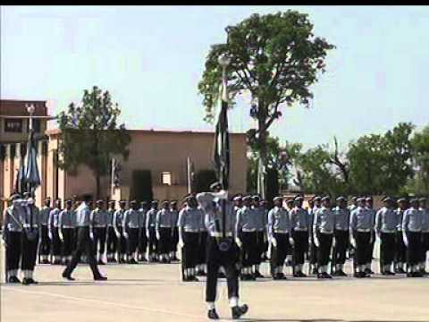 GC Special 1106 Entry's Historical Passing Out Prade (Mini Commondoes Of PAF)