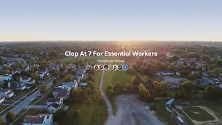 Facebook Groups   Clap At 7 For Essential Workers