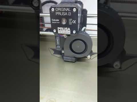 Prusa i3 MK3 Blower Fan Noise