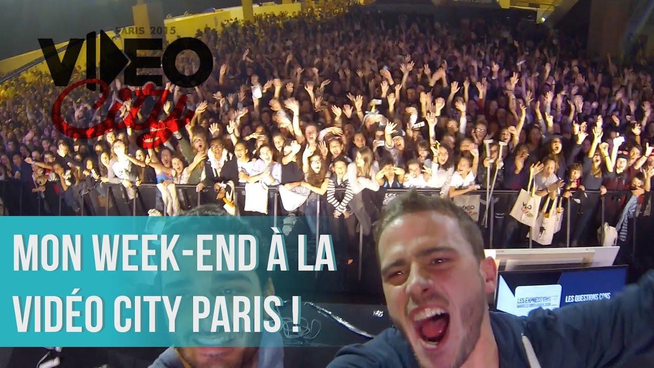 mon week end la vid o city paris youtube
