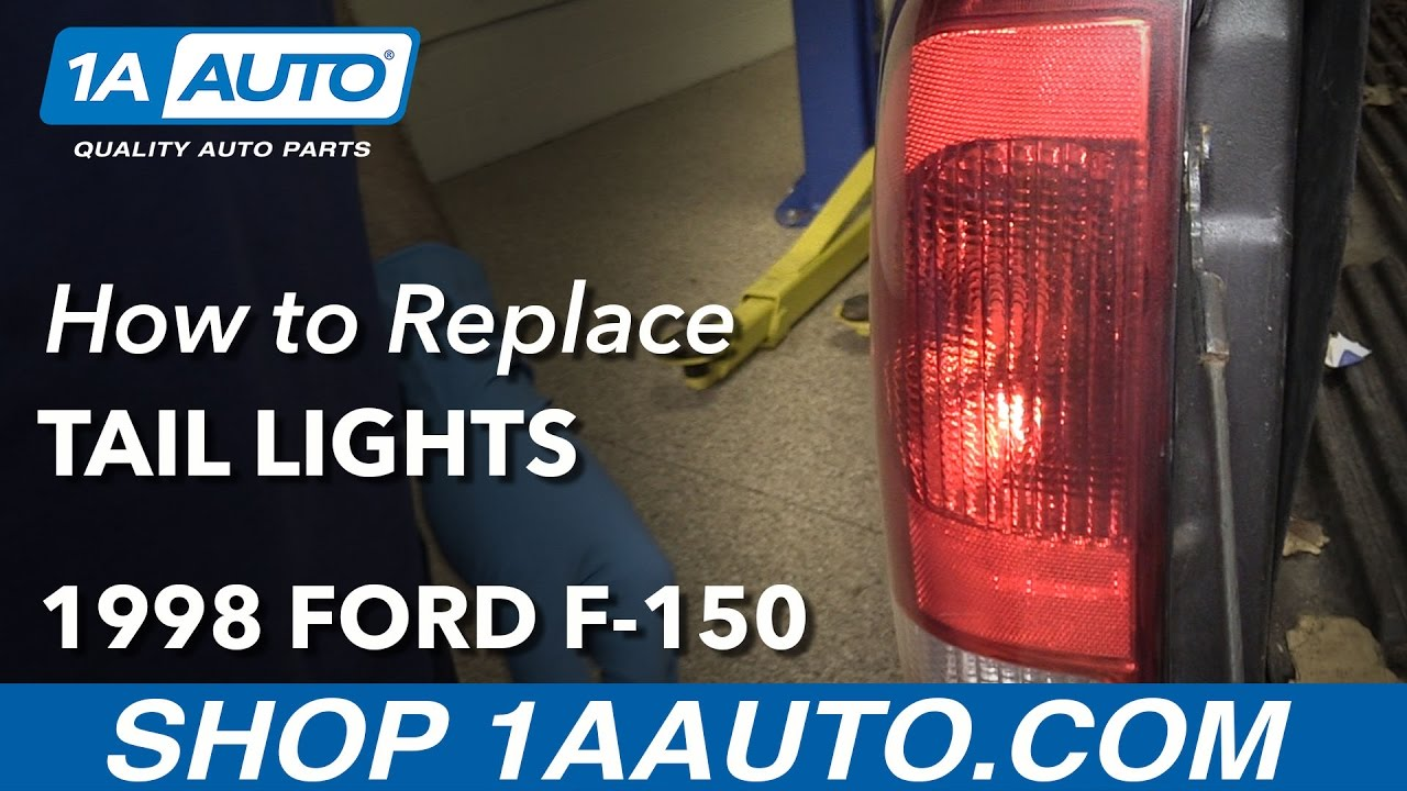 How to Replace Tail Light embly 97-03 Ford F-150 - YouTube  F Tail Light Wiring Diagram on truck tail light wiring diagram, impala tail light wiring diagram, 2005 toyota tacoma tail light wiring diagram, s10 tail light wiring diagram, acadia tail light wiring diagram, jeep tail light wiring diagram, frontier tail light wiring diagram, malibu tail light wiring diagram, led tail light wiring diagram, cobalt tail light wiring diagram, liberty tail light wiring diagram, dodge tail light wiring diagram, blazer tail light wiring diagram, grand prix tail light wiring diagram, f550 tail light wiring diagram, 4runner tail light wiring diagram, trailblazer tail light wiring diagram, gmc tail light wiring diagram, ram 1500 tail light wiring diagram,