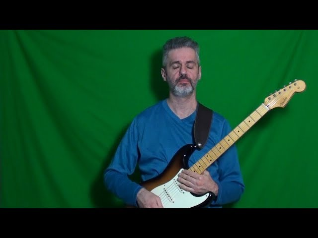 BB KING - MY MOOD cover by Marcello Zappatore