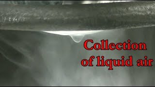 Liquid Air: Preparation and Properties
