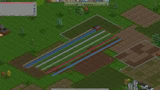 openTTD обзор NewGRF: Nuts они же орехи - это другие поезда