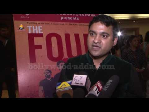 The Four Patriots | Sumit Agarwal Interview & Vivek Agnihotri Attends Book Launch