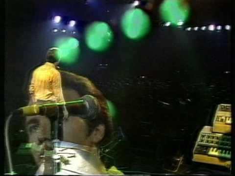 Ultravox Vienna live 1982