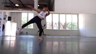 Freestyle Dance to &quotHesitate&quot by Emerson Leif and Golden Vessel