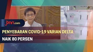Catatan WHO, Penularan Covid-19 Varian Delta Naik 80 Persen