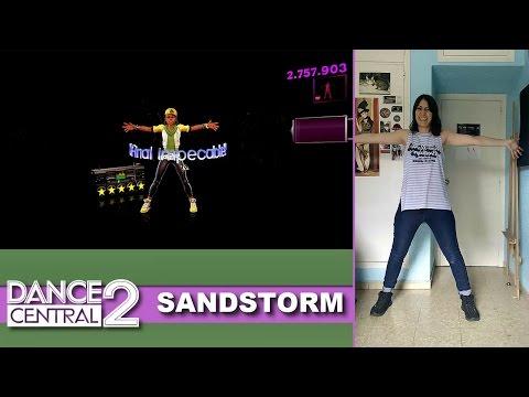 """Dance Central 2 """"Sandstorm"""" (hard) gold"""