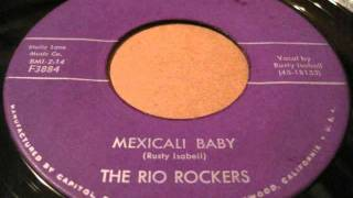 rio rockers - mexicali baby