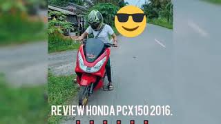 HONDA PCX 150 2016 REVIEW BY ICEZY