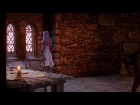 Dragon Age Inquisition: Historia Parte EXTRA ||Reacción de Leliana sobre la decisión del mago