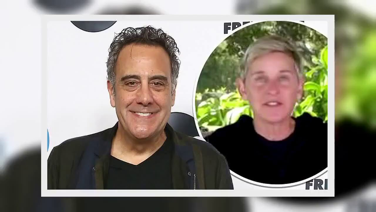 Brad Garrett Says Mistreatment by Ellen DeGeneres Is 'Common ...