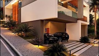 Modern Home Exterior Design Ideas