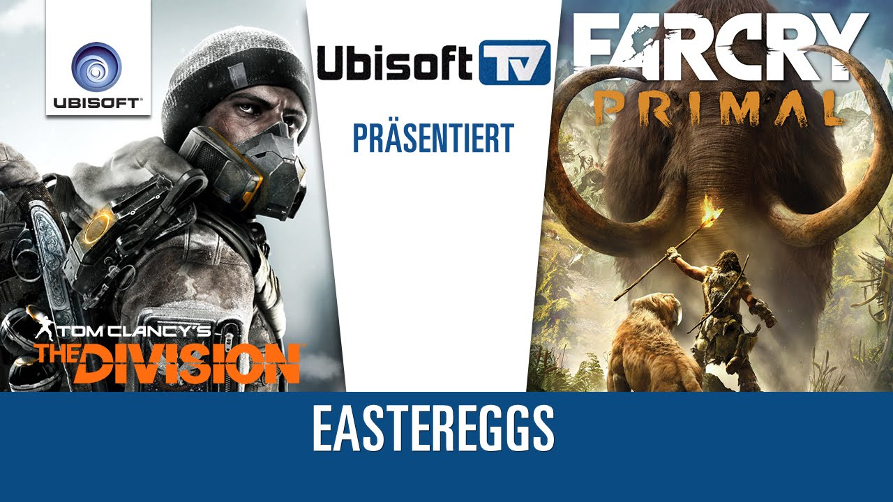 Mediterrane Küche öhringen Easter Eggs In Tom Clancy S The Division Und Far Cry Primal Ubisoft De