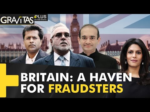 Gravitas Plus: Why do the British love fugitive Billionaires?