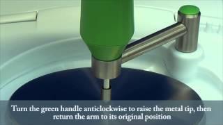 Recording an ATR-IR of a Solid on a Perkin-Elmer Spectrum 2