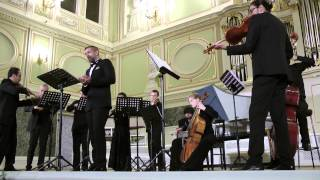 Max Emanuel Cencic in St. Petersburg. Earlymusic 2013. Arias.