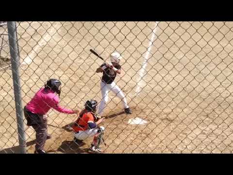 Opposite field Rbi Double