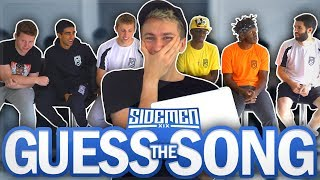 Sidemen Guess The Song Challenge