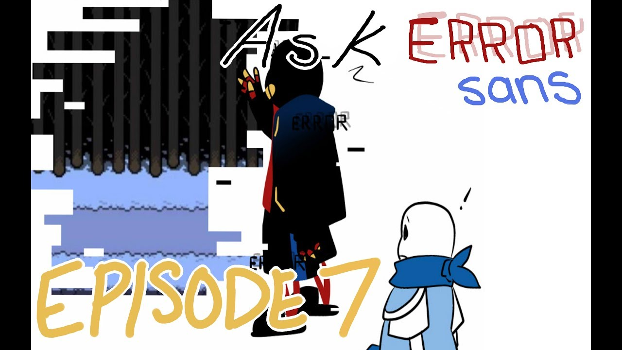 """Download Ask Error! Sans 【Comic Dub】Part 7: The """"Awful, Crowded"""" Multiverse"""