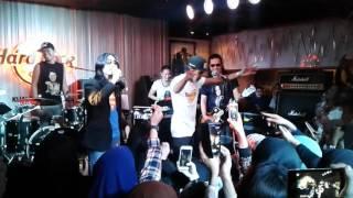 Konsert hazama zamani 20 Dec hard rock cafe kl