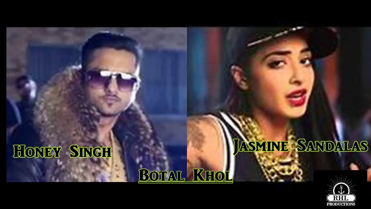 Botal Khol (The Baller's Anthem) - Honey Singh  Feat. Jasmine Sandlas & Mafia | New Song 2018