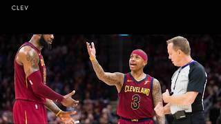 Cavs Trade Isaiah Thomas, Frye, 2018 1st-Rd Pick to Lakers for Clarkson, Nance Jr