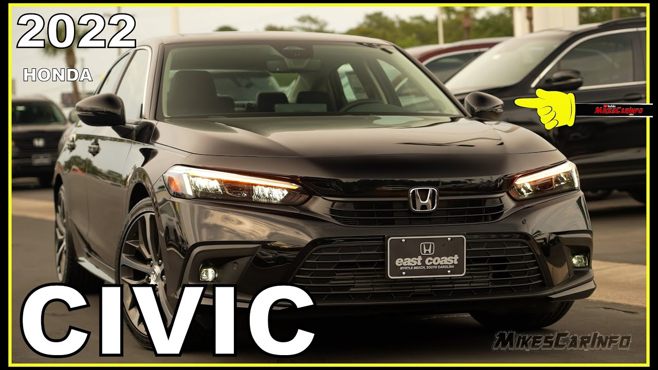 2021 Honda Civic Sport Touring Hatchback Quick Exterior And Interior Tour