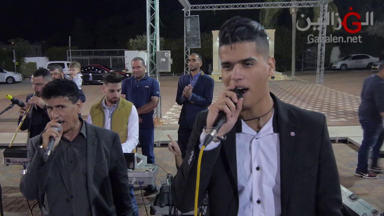 اشرف ابو الليل محمود ووظاح السويطي حفلة وسيم جبارين عقاده