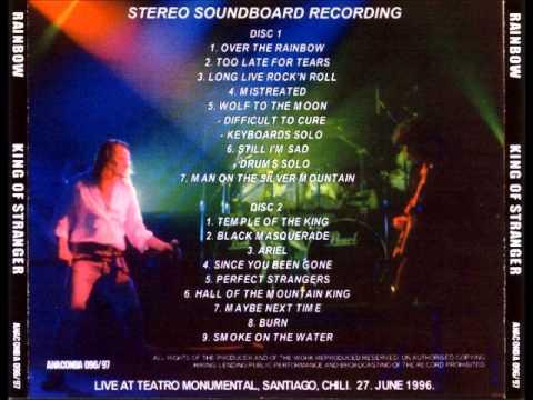 1996-06-27 - Santiago De Chile (Kings Of Stranger)