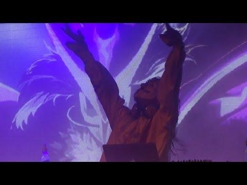 Savant live in Stockholm, Sweden 2013 [FULL SET 1080p]