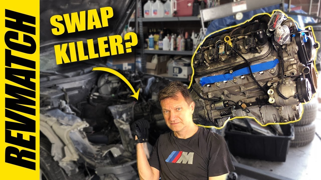 LS Engine Swap On A Budget! - Project Killer?