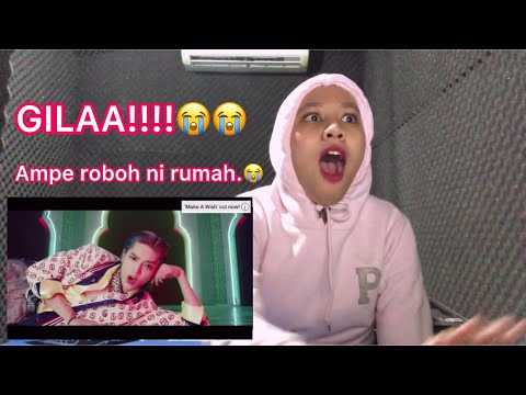 Sampe roboh! REACTION NCT U - make a wish 😭