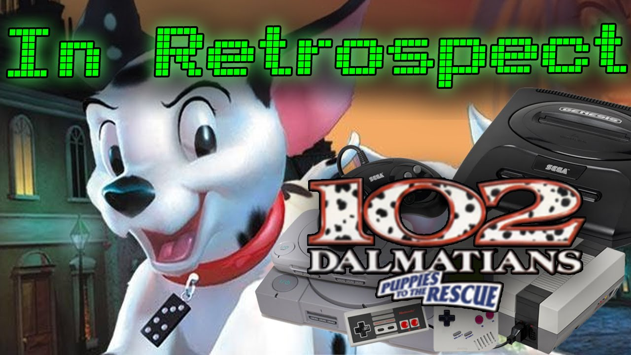 102 Dalmatians Puppies To The Rescue In Retrospect Youtube