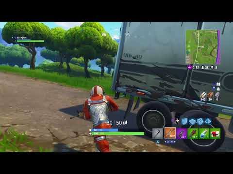 Best attempt to a W in Fortnite: Battle Royale Lol :P