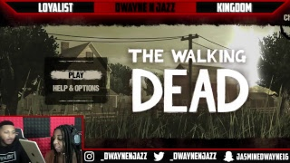 WHO ARE THESE PEOPLE??   The Walking Dead Gameplay (Special EP: 400 Days)