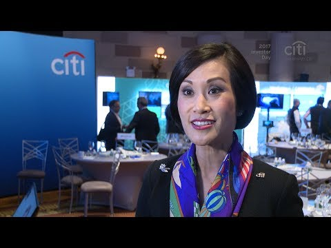 Citi's Global Market Manager – Metro New York, Citi Private Bank, at Citi's 2017 Investor Day