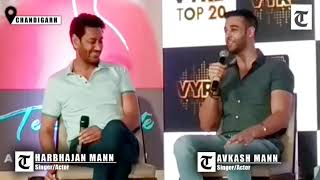 Harbhajan Mann's son Avkash excited about his first Punjabi single Tere Vaaste, feels no pressure