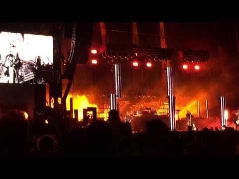 Rammstein at Montebello Rockfest 2017