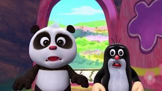 Кротик и Панда - 40 серия - Новые мультики для детей