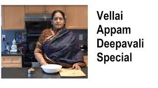 Vellai Appam Deepavali Special