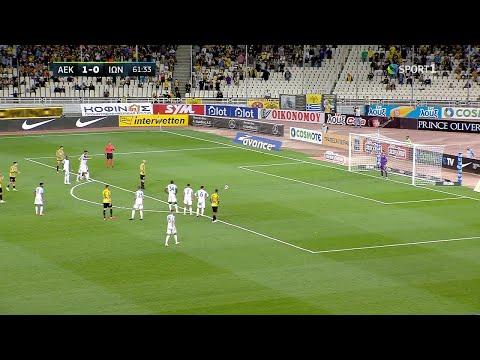 AEK Ionikos Goals And Highlights